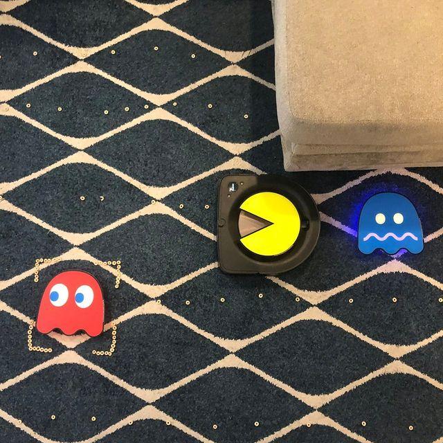 Pacman cu Roomba repost @BrandonCarter #iRobot #Roomba #Braava #roboticvacuumcleaner #roboticmop #robotaspirator #robotmop #sparklingclean #robot #robots #robotic #curatluna #curateniegenerala #curatenie #spotlessclean #sparklingclean #curat #murdar #aspirator #aspir #robot #robotdecuratenie #robotcasnic #roboti #curatenieautomata #iRobotRoomba #iRobotBraava #casacurata #interiordesign #architecture